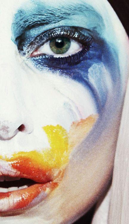 Lady Gaga | by Inez & Vinoodh