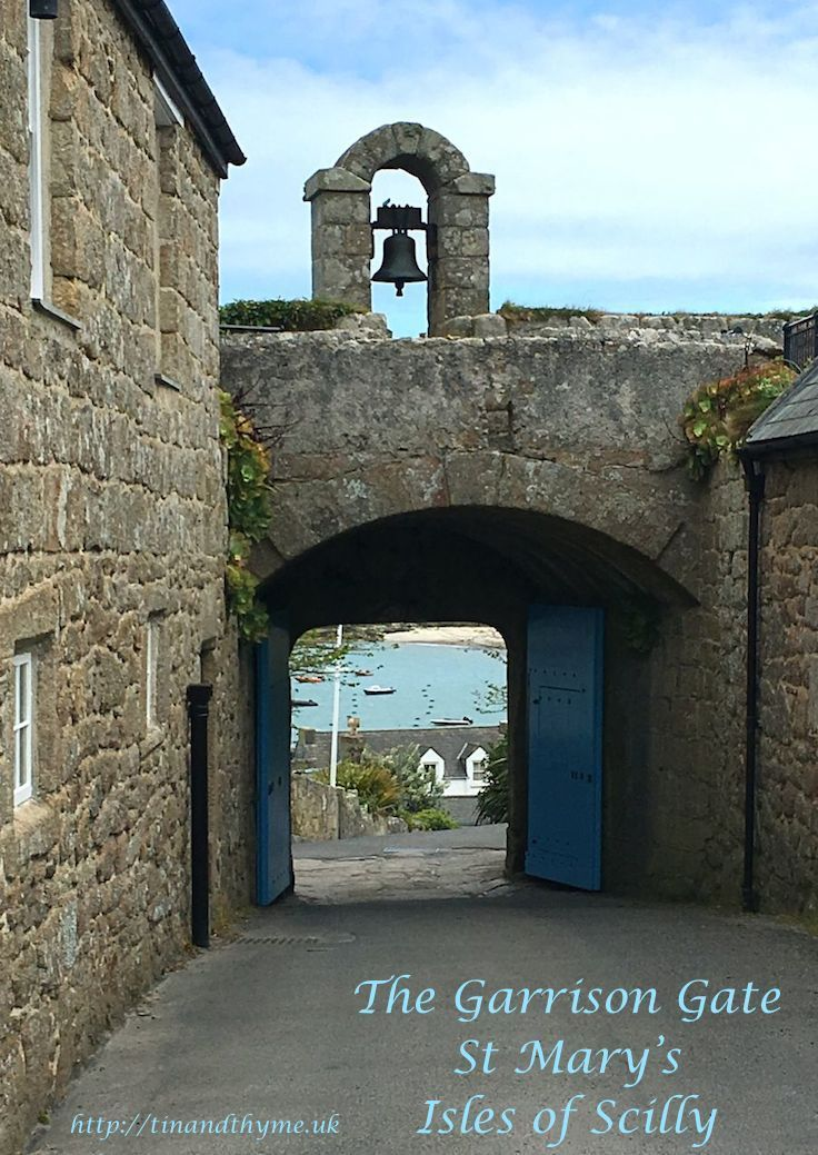 The Garrison Gate On St Marys Isles Of Scilly Travel To These Beautiful Islands