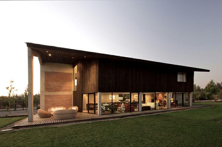 11 best casas de campo images on pinterest country homes - Decoracion rustica moderna ...