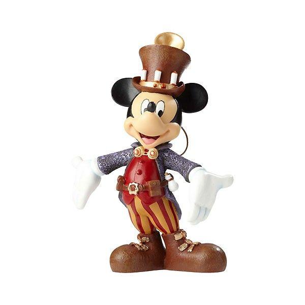Mickey Mouse - Steampunk Mickey Mouse - World-Wide-Art.com - #disney #disneyshowcase #figurines #mickeymouse #steampunk
