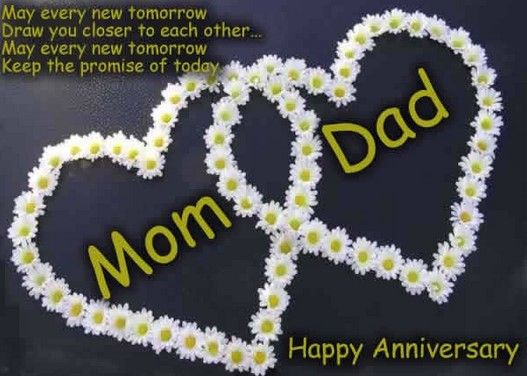 Best collection for Top Amazing Anniversary Wishes For Parents SMS we are sharing with you guys.Every Couple wants to plan they Celebrate their Anniversary .A Marriage Anniversary is the Anniversary of the Date a Wedding Took Place.Many people were asking… Continue Reading →