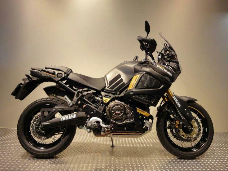 Yamaha XT1200Z Super Tenere World Crosser