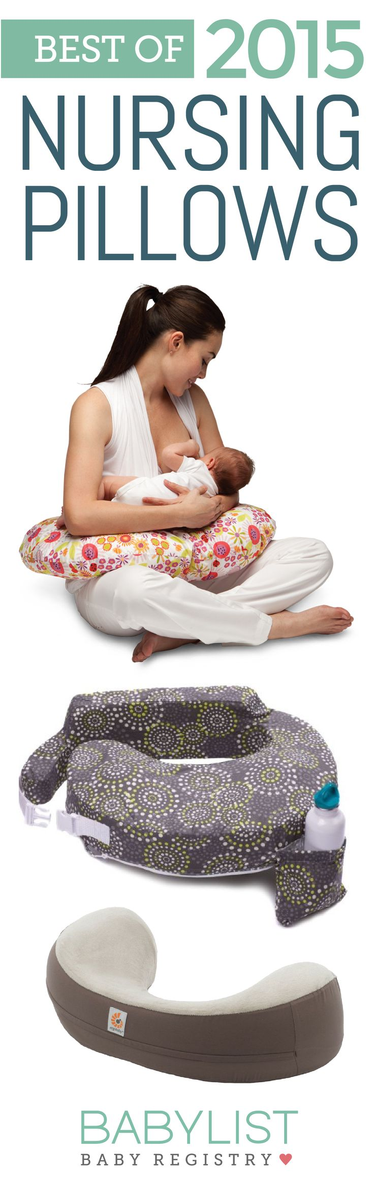 Need some advice on how to pick the best nursing pillow? Here are the top 5 picks of 2015 - based on our own research + input from thousands of parents. There is no one must-have nursing pillow. Every family is different. Use this guide to help you figure out the best choice for you and your little one.