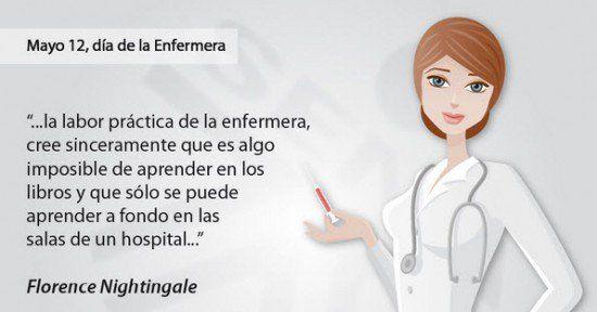 dia de la enfermera 12 de mayo de 2014