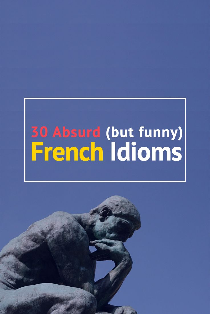 Discover some Weird French expressions in this new article + a mini quiz to test your knowledge. http://www.talkinfrench.com/french-weird-idioms/ Don't hesitate to share.