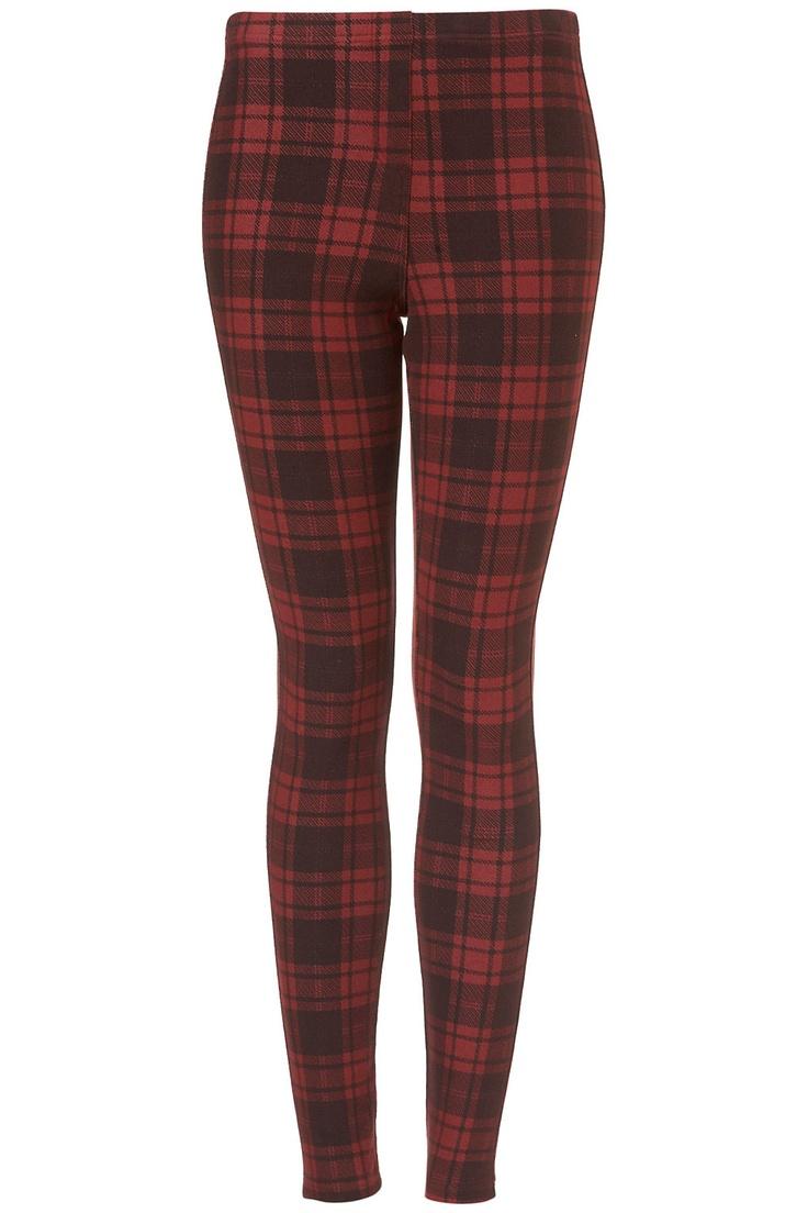 plaid jeggings would wear so hard. - 96 Best Images About Jeans/jeggings/leggings/socks On Pinterest