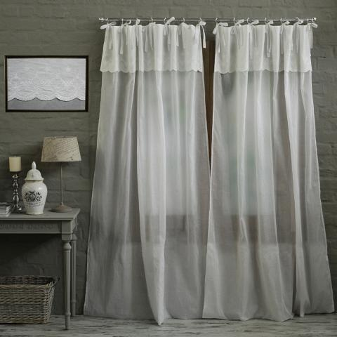 Biggie Best Ready made voile curtain