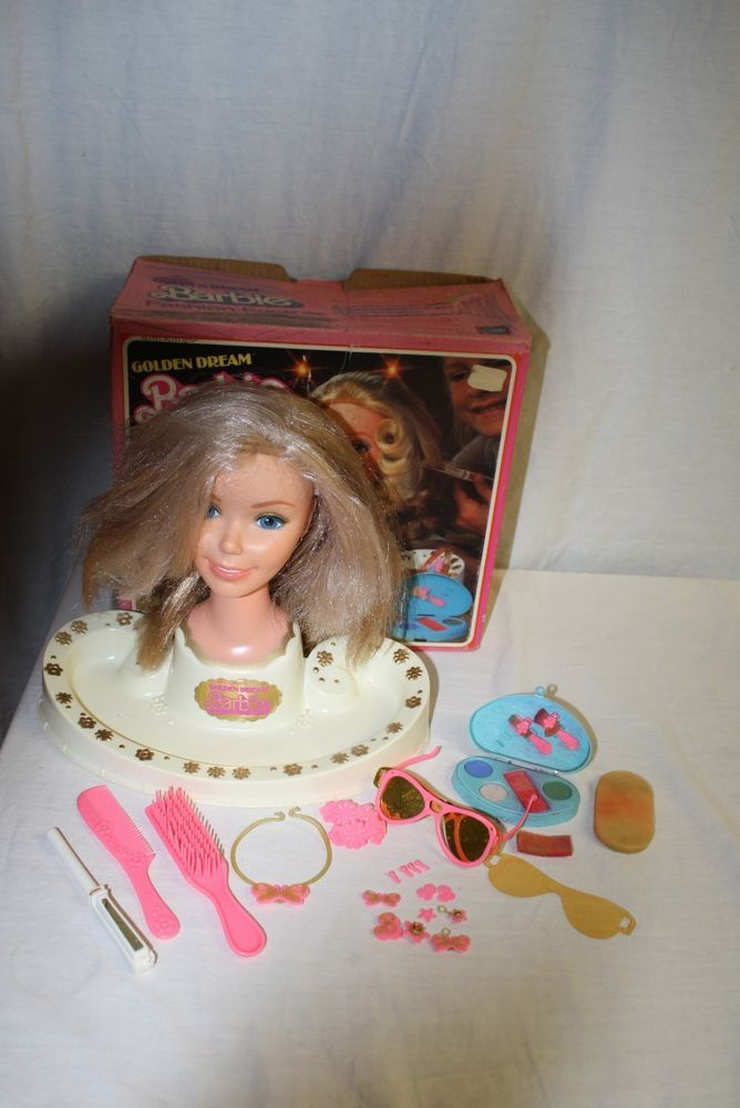 1000 Images About Barbie Styling Head On Pinterest