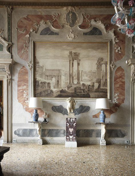 Palazzo Widmann (1630) is an early work of Baldassarre Longhena, a leading exponent of seventeenth century Venice. The building has a clear Baroque-Rococo imprint and still retains its original splendor. The Palace is appreciated for its interior...