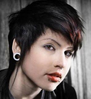 Short Haircuts 2013: Modern Short Hairstyles for Women 2012