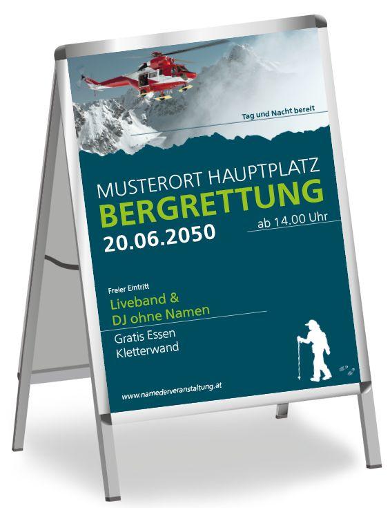Bestelle Jetzt Individuell Bedruckte Plakate Bei Deiner Günstigen Online  Druckerei #vorlage #plakatdesign #berg