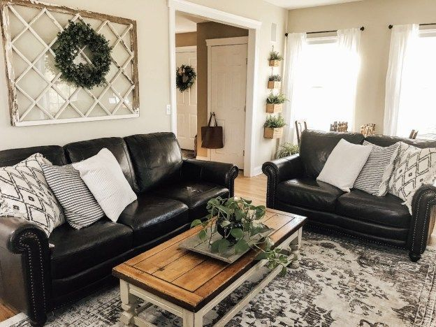 20 Brown Leather Couch Living Room, Dark Brown Sofa Living Room Ideas