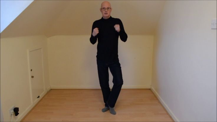 Learn a mime walk 2