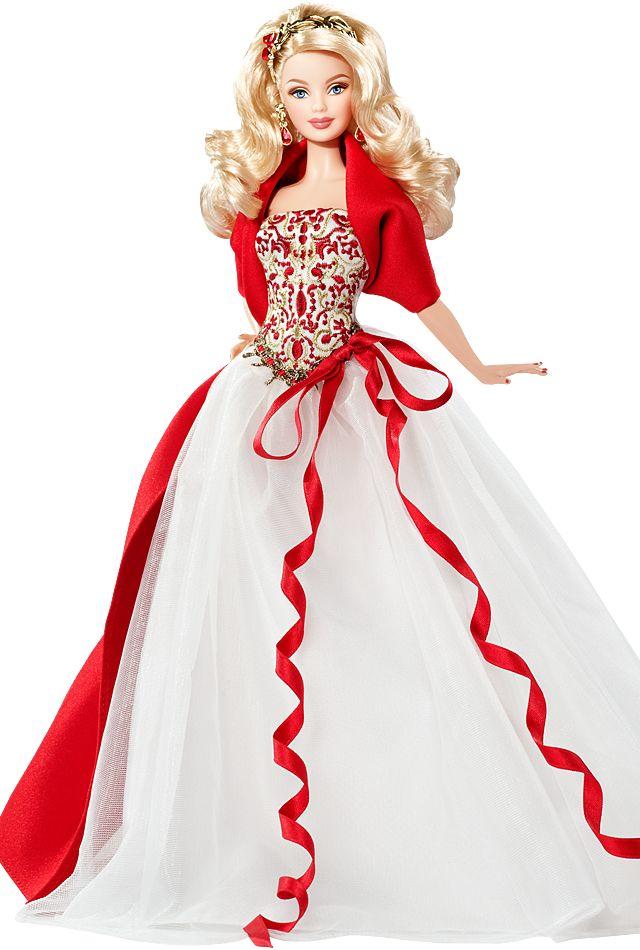 Collectible Holiday Barbie Doll | Ardid el Sáb Dic 04, 2010 5:53 pm