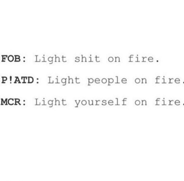 twenty one pilots: light your soul on fire