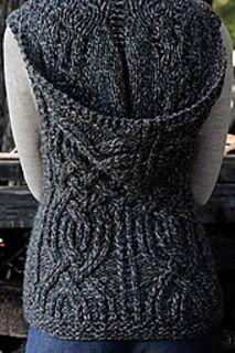 Leif Slipover by Adrienne Larsen ($5.50 for pattern)