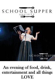 Win School Supper Tickets