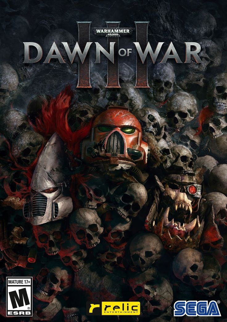 New Games WARHAMMER 40,000 DAWN OF WAR III (PC