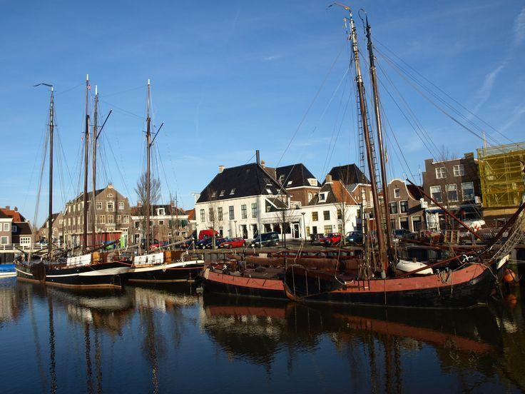 Harlingen-amazing view harbour