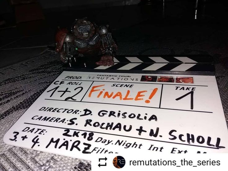 """This weekend we'll have the final shooting with our main characters: The FANTASTIC FOUR!! @remutations_the_series  TO ALL MARVEL FANS OUT THERE: Stay tuned for our fan-made and non-profit web-series """"Fantastic Four: Remutations"""".  #web #series #film #marvel #fantasticfour #movie #production #moviemaker #filmmaker #spiderman #ironman #produzent #director #regisseur #xmen #sciencefiction #moviemaking #team #crew #filmmaking #thething #bengrimm #director #VFX #FILMSAREMAGIC #REMUTATIONS"""