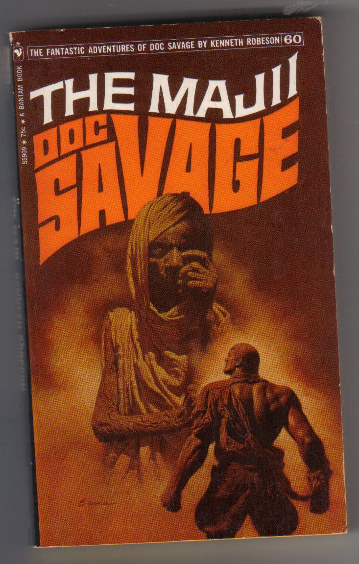 Pin by Greg Mechler on doc savage in 2019 | Vintage book