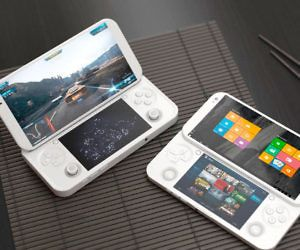 Portable Console For PC Games