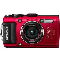 Olympus Tough TG-4 camera for outdoor and underwater