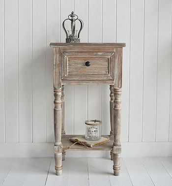 Richmond limed driftwood wood lamp or bedside table  Range of hallway furniture  with fast delivery. 42 best Storage Furniture images on Pinterest   Cottage furniture