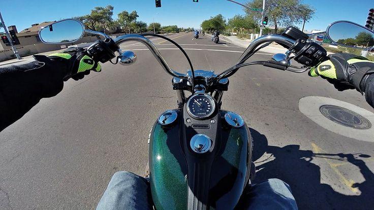 2016 Harley Davidson Dyna Street Bob - Test Ride Review