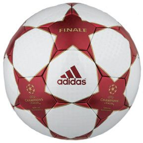 adidas 2004 UEFA Champions Leage Finale Match Soccer Ball: http://www.soccerevolution.com/store/products/ADI_80041_E.php