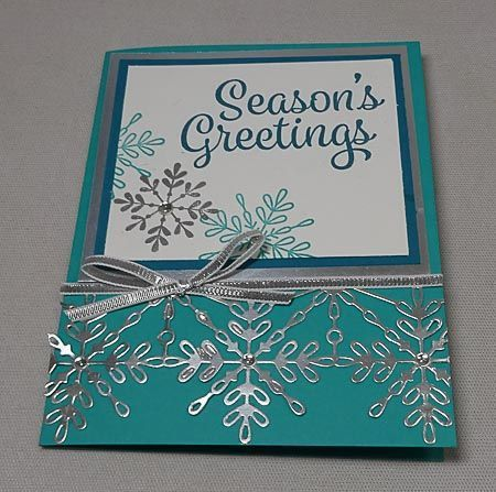 Snow and snowflakes are a big part of life here abut I never look forward to the winter weather. A fresh dusting at Christmas is beautiful but the rest – shovelling, bad roads, slippery sidewalks, t