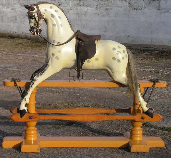 Ayres Rocking Horse U0027Triggeru0027