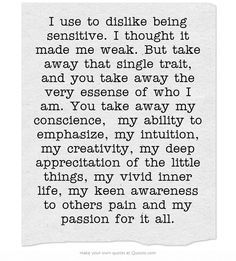 hypersensitive person - Google Search
