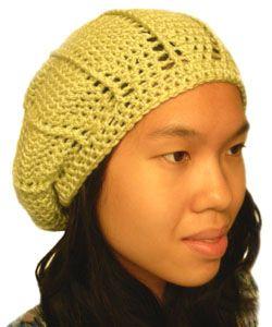 crochet slouchy beanie: Slouchy Beanie Pattern, Slouchy Hat, Beanie Crochet Patterns, Beanie 5 Sizes, Accessories, Slouch Beanie, Beanie Pattern Free, Textured Slouchy, Crochet Slouchy Beanie