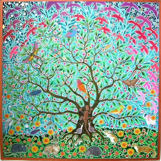 The Tree of Life - balance and harmony in life ...