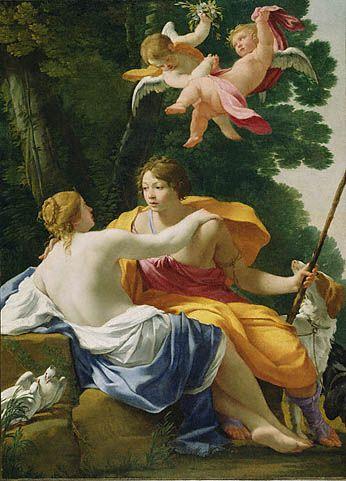 Αφροδίτη και Άδωνις (1642)