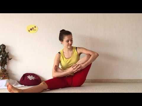 There are other Videos about Yoga Lotus Seat and other sitting positions in this channel and on http://my.yoga-vidya.org/video