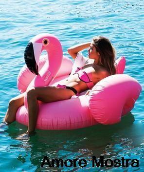 $9.72// Pink Flamingo Pool float// Delivery: 2-4 weeks