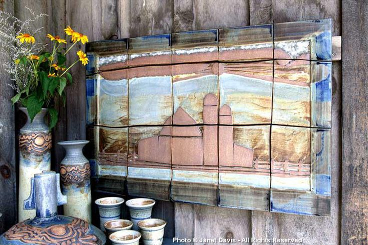 Jon Partridge-clay landscape