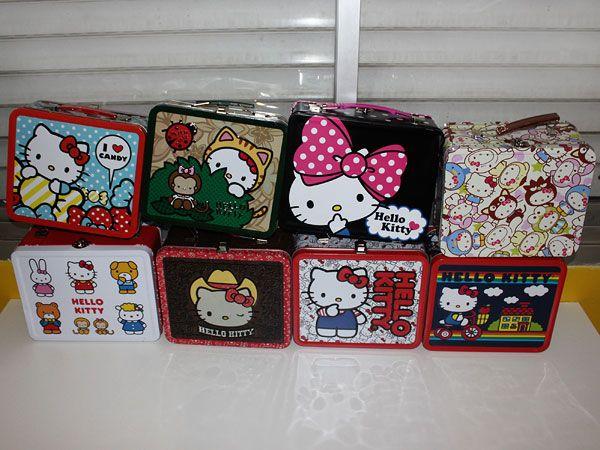 Lancheiras da Hello Kitty   Just Lia