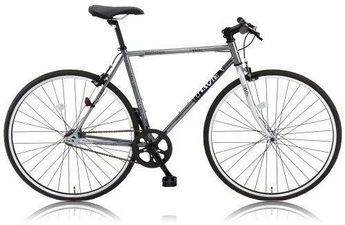【楽天市場】新生活応援SALE開催中 【送料無料】クロスバイク クロスバイク クロモリ 700C シングルスピード 激安 自転車 クロス 激安 WACHSEN(バクセン) Fix One(フィックスワン) BSS-701 10P01Apr16:自転車通販 F-select楽天市場店
