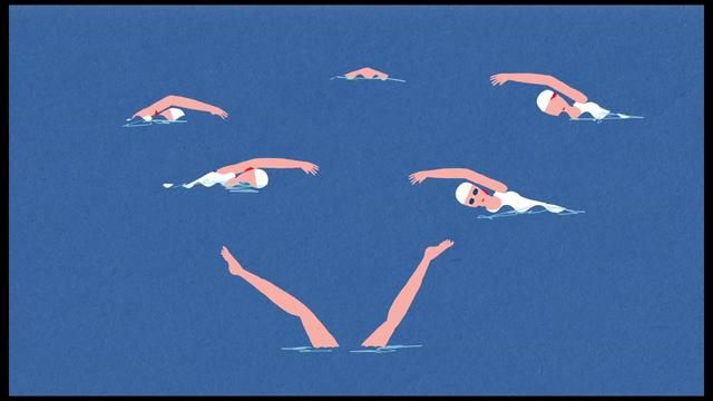 Kate Spade, Navy by Chris Silas Neal. Short animated video for Kate Spade year of Color series.