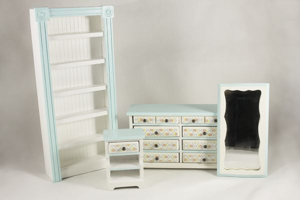Blue Kids Bedroom Furniture