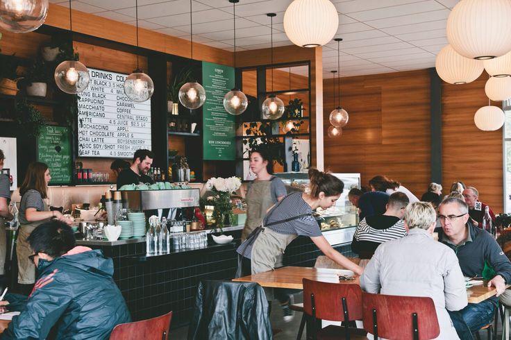 #Odelay cafe Queenstown