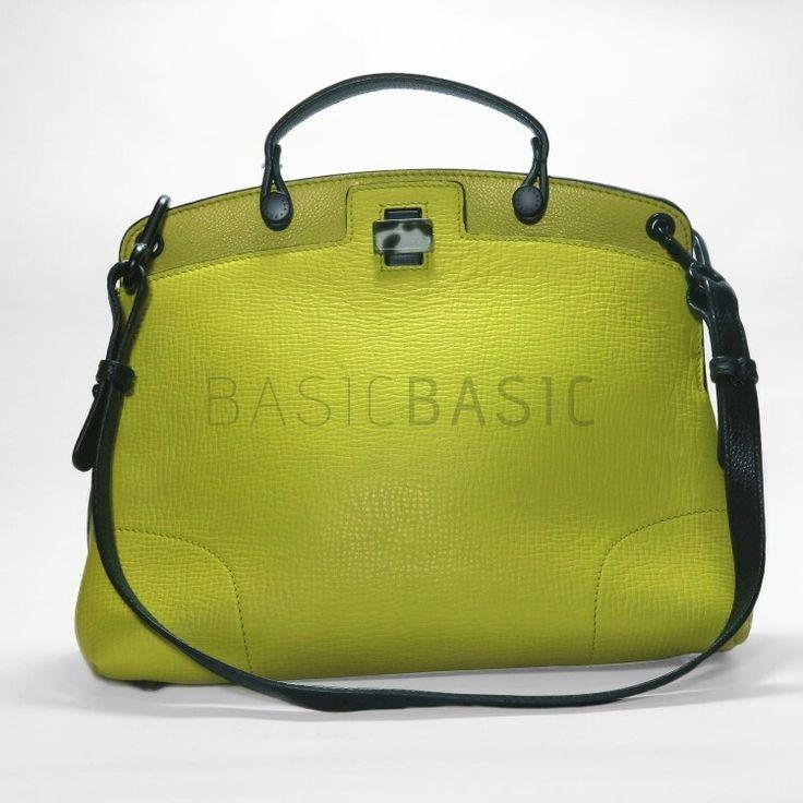 Preloved  Furla Lime Green Bought at Gandaria City Jakarta  IDR 4.000.000 (net)  #authentic #branded #furla #bag #preloved