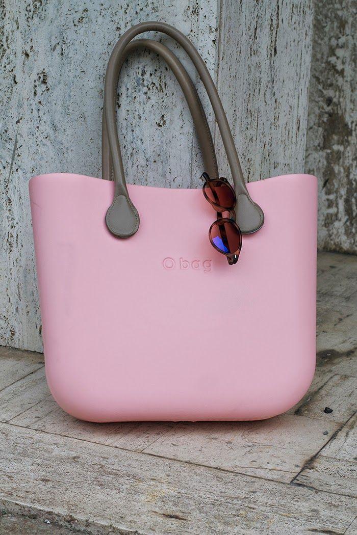 obag rosa - pink bag