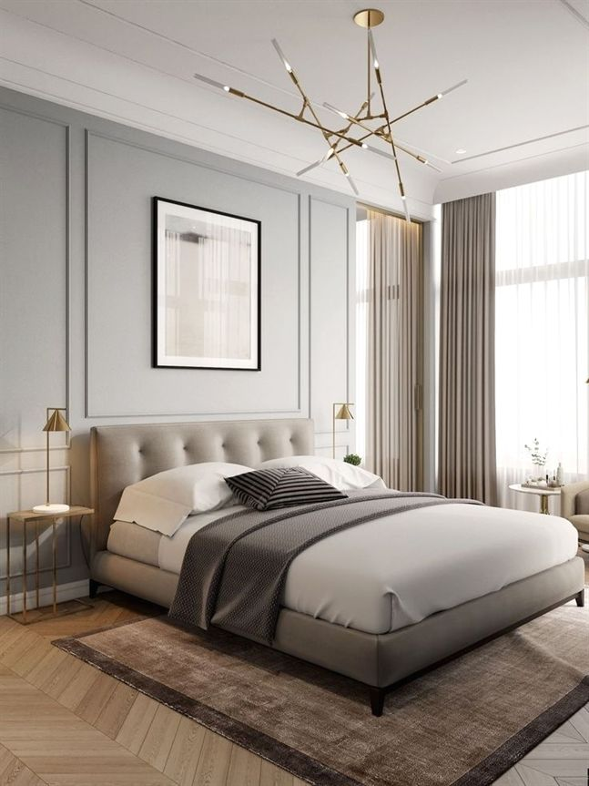 Give Your Home S Interior A Special Flare With Some Easy Design Tips Bedroom Interior Classic Bedroom Luxurious Bedrooms