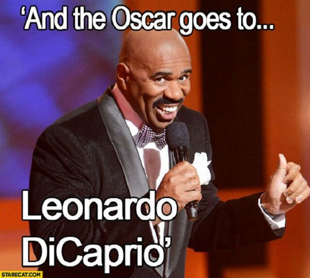 "16 of the Funniest Oscar-Themed Leonardo DiCaprio Memes: The Best ""Sad Leo At The Oscars"" Memes"