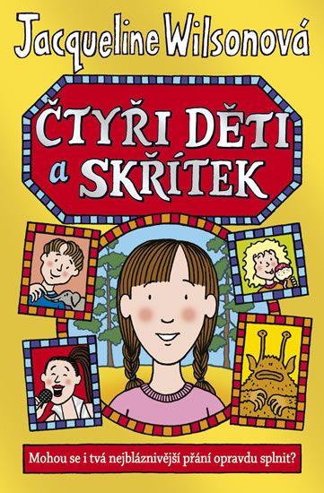 Kniha Čtyři děti a skřítek | bux.cz