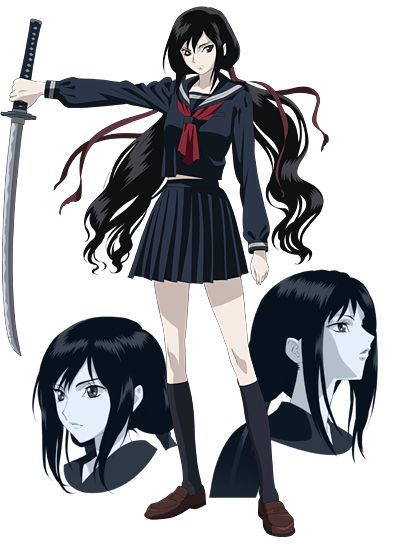 Blood C Anime Characters Wiki : Best images about blood c on pinterest graphic novels